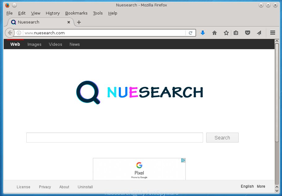 nuesearch virus