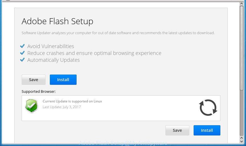 Adobe Flash Setup