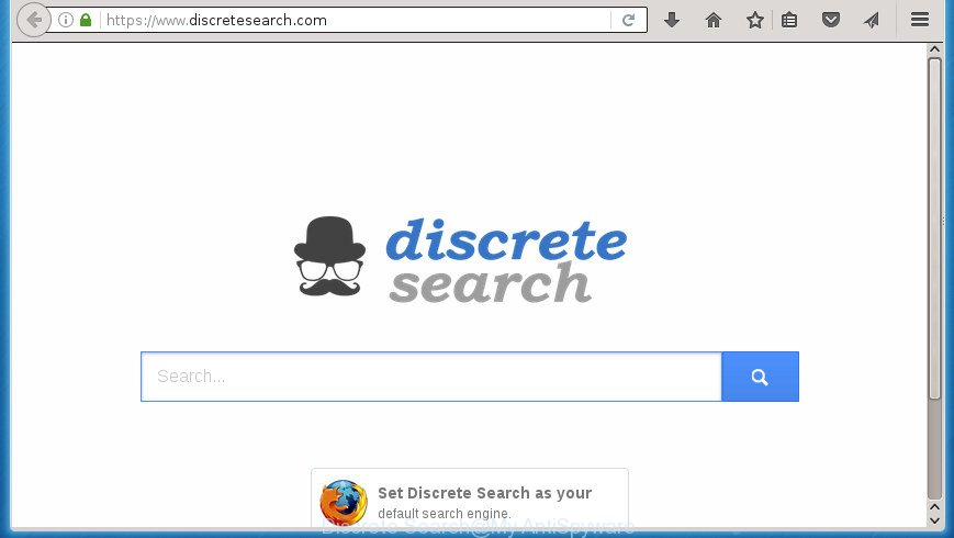 Discrete Search