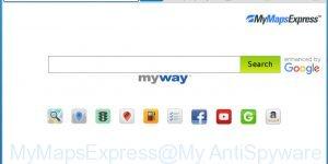 MyMapsExpress