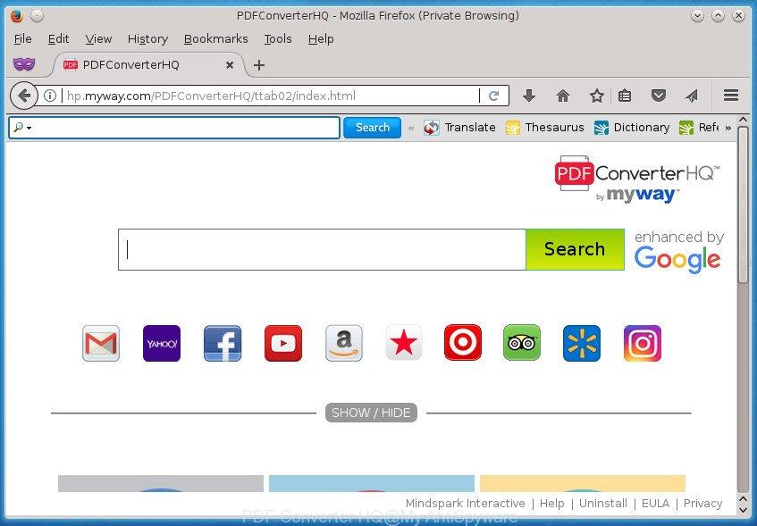 PDF Converter HQ