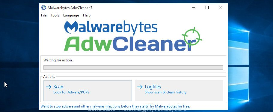 adwcleaner MS Windows 10