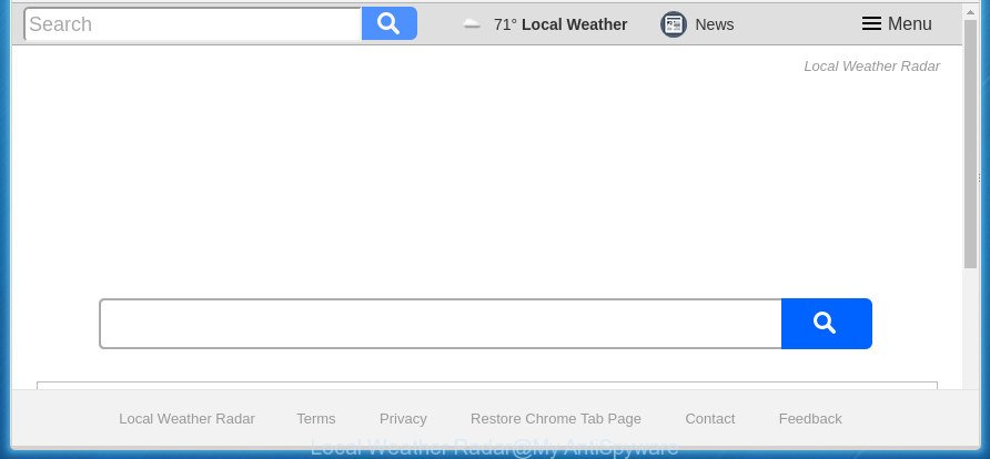 How to remove Local Weather Radar [Chrome, Firefox, IE, Edge]