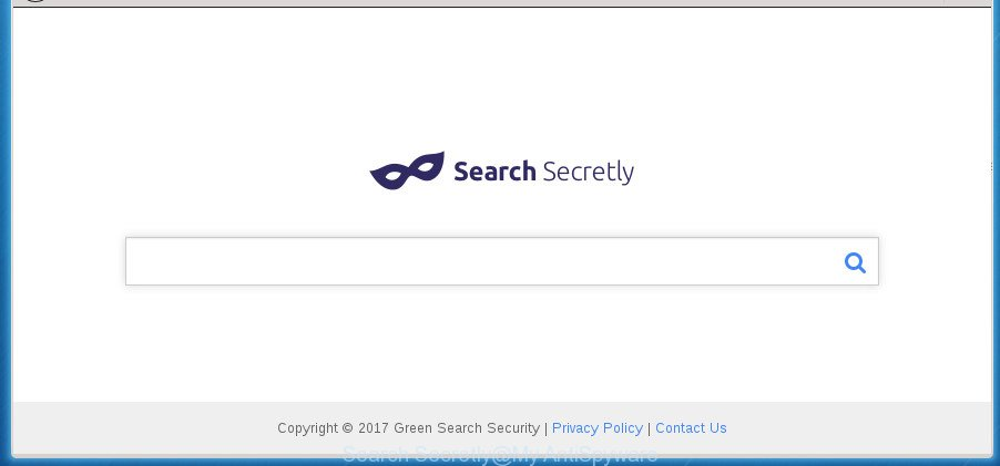 Search Secretly