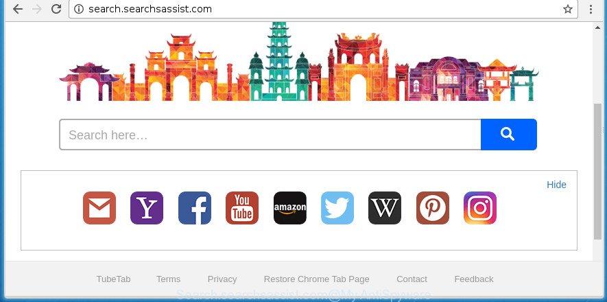 Search.searchsassist.com