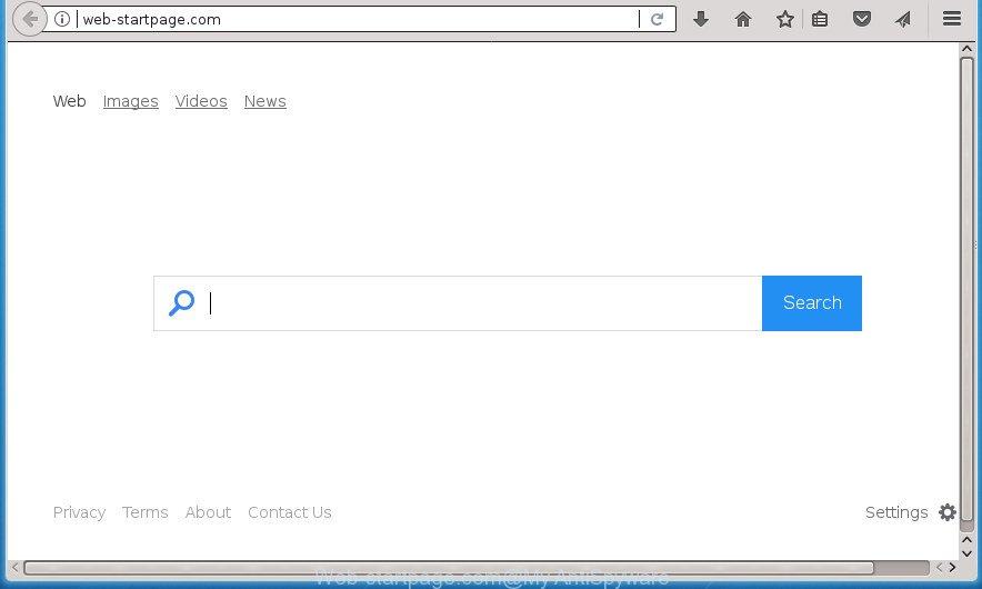 Web-startpage.com