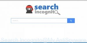 Search Incognito