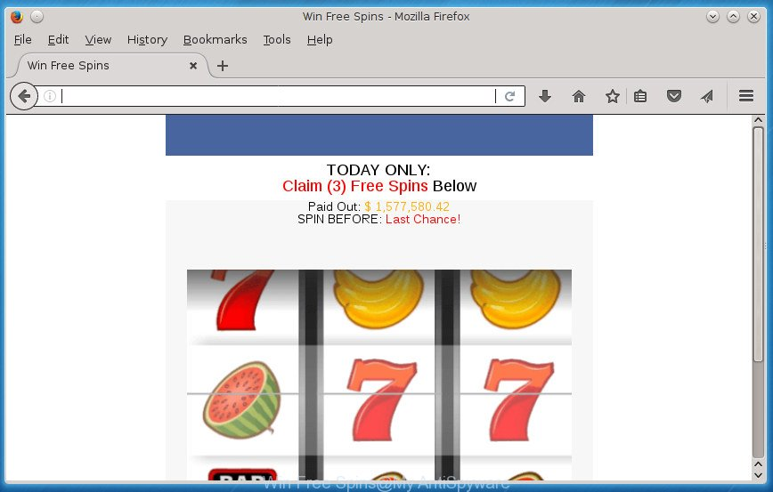 How to remove Win Free Spins pop-ups [Chrome, Firefox, IE, Edge]