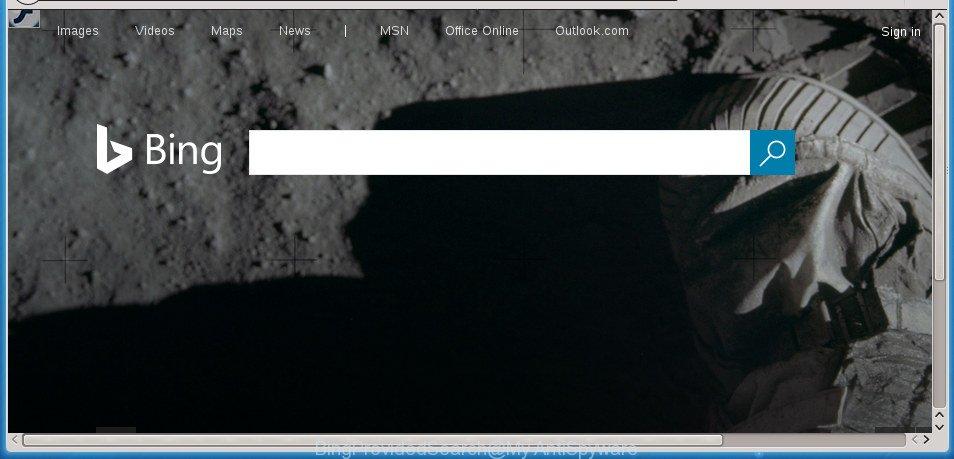 BingProvidedSearch