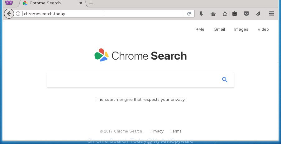 Chrome Search Today