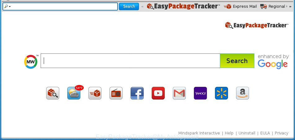 EasyPackageTracker