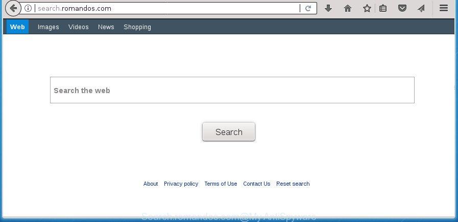 Search.romandos.com