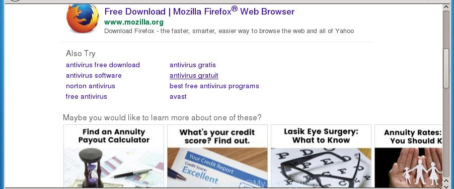 How to remove Search terrificshoper com [Chrome, Firefox, IE