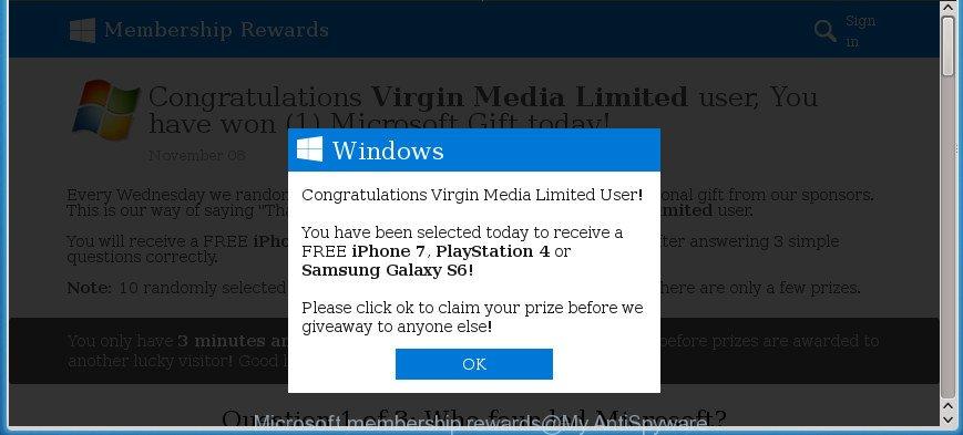 Microsoft membership rewards