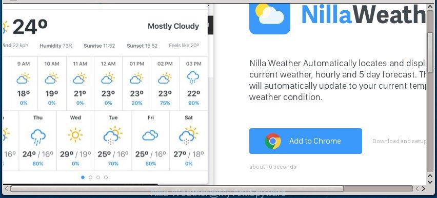 Nilla Weather