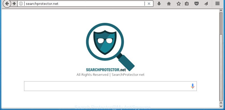 Search Protector