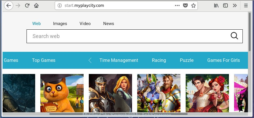 MyPlayCity Search