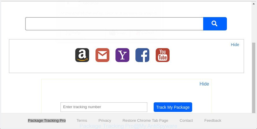 Package Tracking Pro