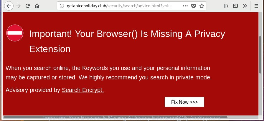 Important Your Browser Is Missing A Privacy Extension