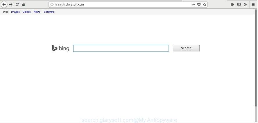 Isearch.glarysoft.com