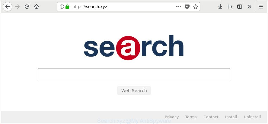 How to remove Search xyz [Chrome, Firefox, IE, Edge]