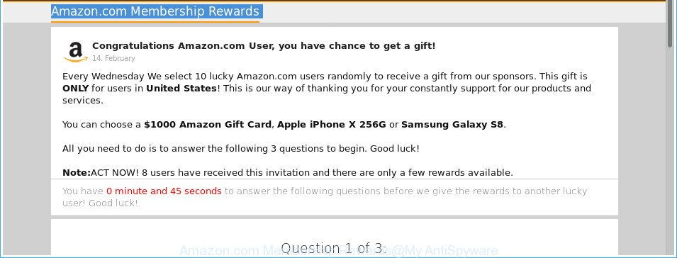 Amazon.com Membership Rewards