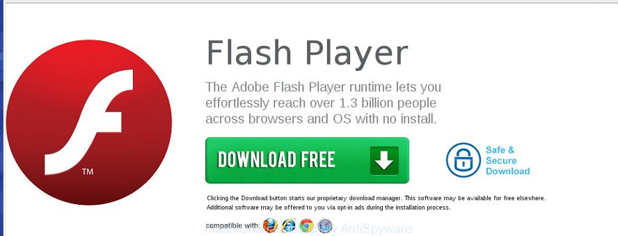 Flash Unavailable
