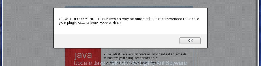 Update Java - IMPORTANT