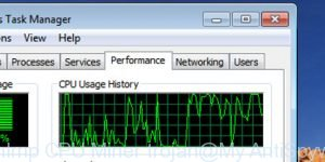 CoinImp CPU Miner trojan