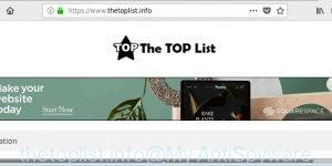thetoplist.info