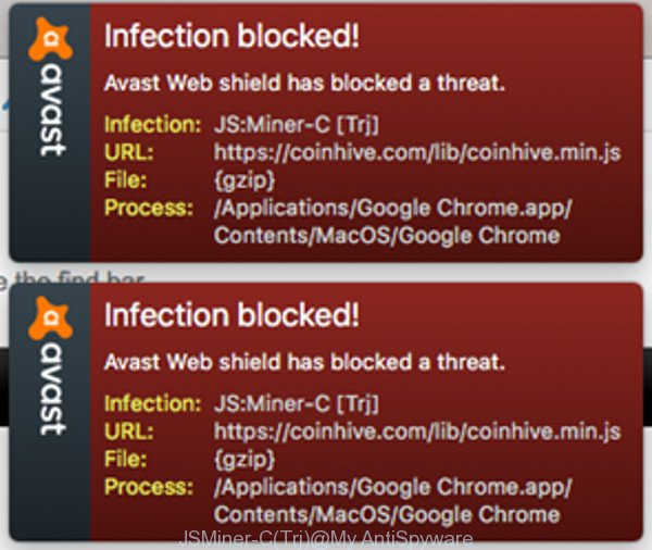 How to remove JS:Miner-C(Trj) malware [Virus removal guide]