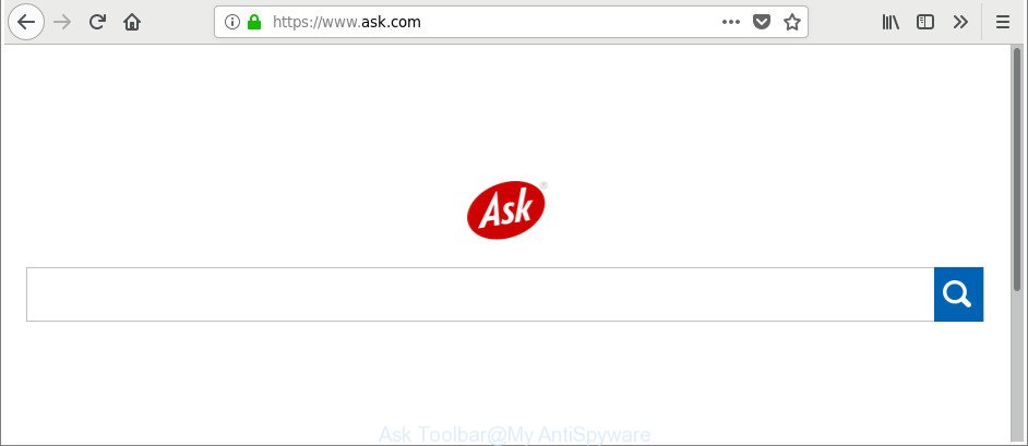 How to remove Ask Toolbar from Windows 10 (8, 7, XP)