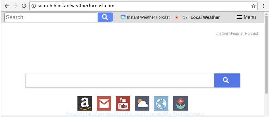 Search.hinstantweatherforcast.com