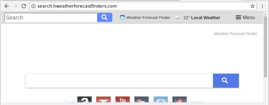 Search.hweatherforecastfinders.com