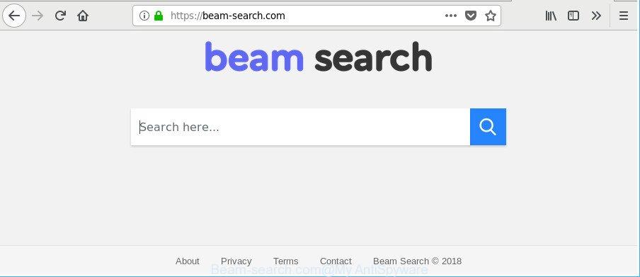 Beam-search.com