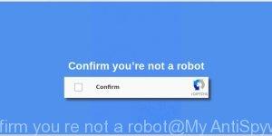 Confirm you re not a robot