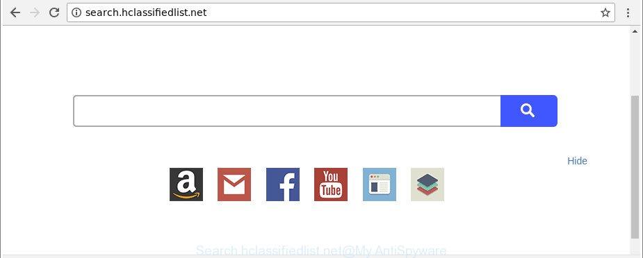 Search.hclassifiedlist.net