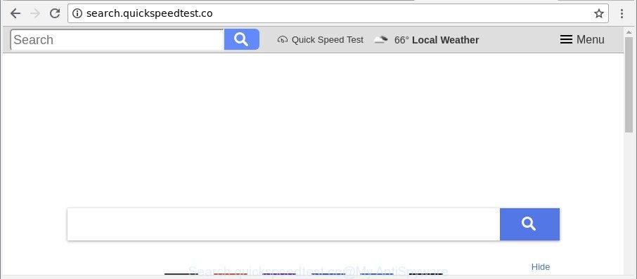 Search.quickspeedtest.co