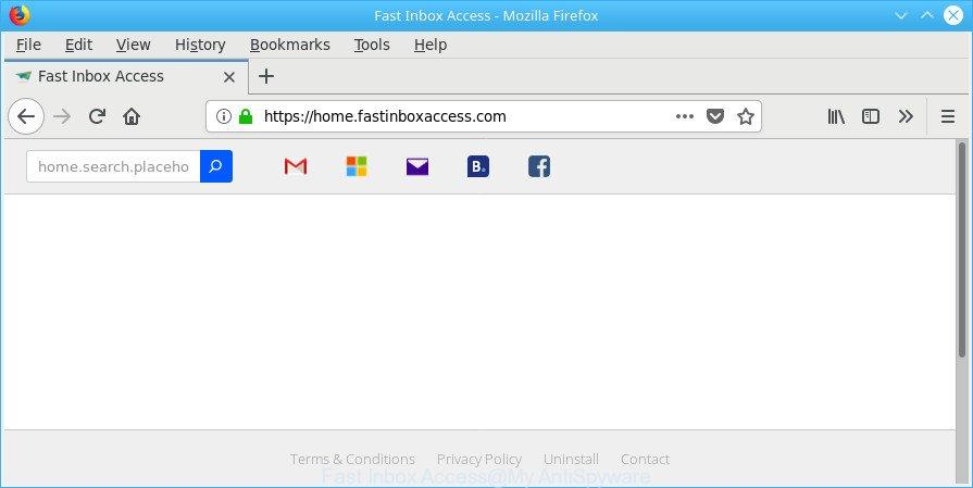 Fast Inbox Access