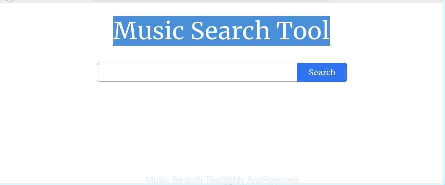 Music Search Tool