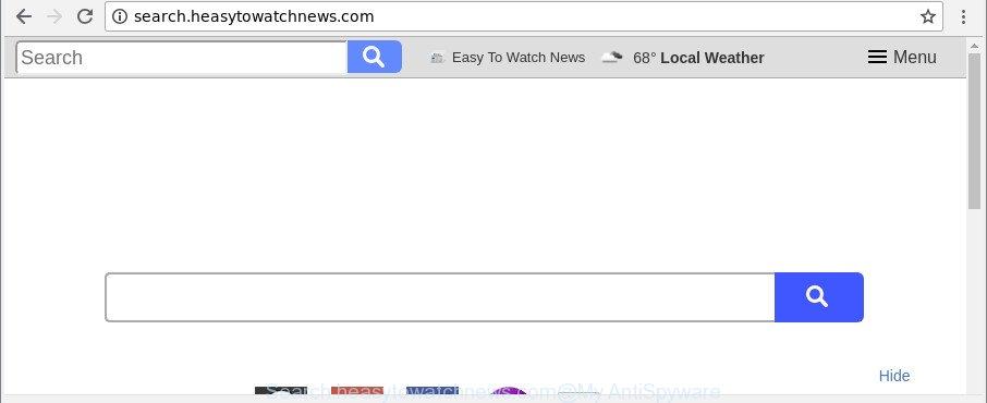 Search.heasytowatchnews.com