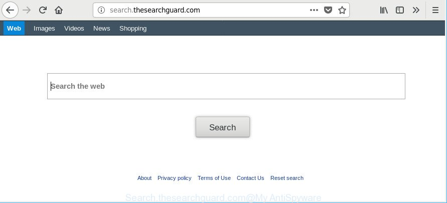Search.thesearchguard.com