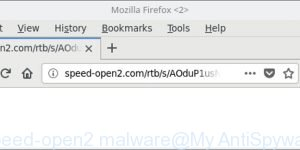 Speed-open2 malware