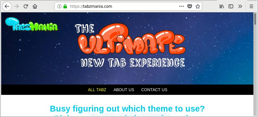 Tabzmania.com