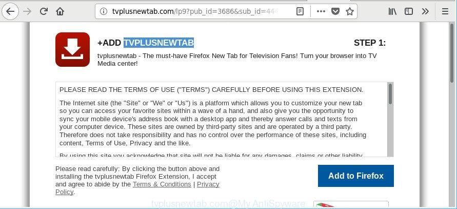 tvplusnewtab.com