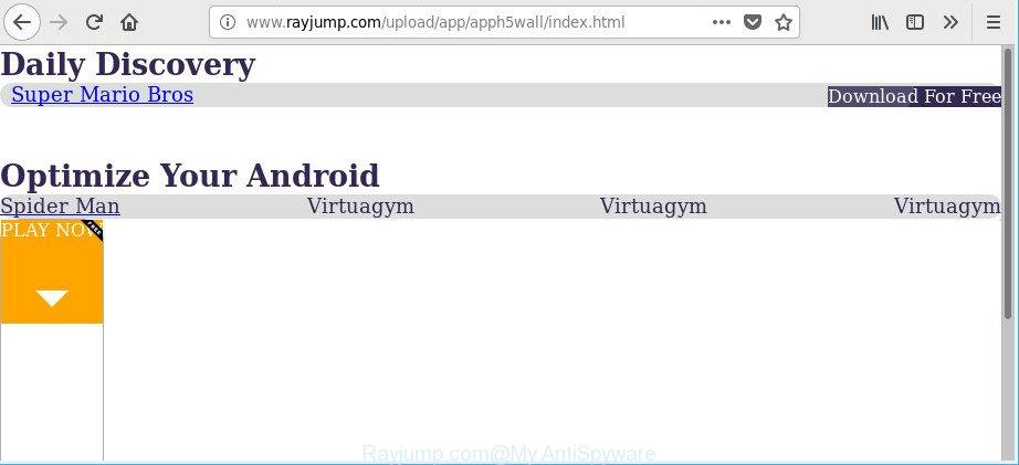 Rayjump.com