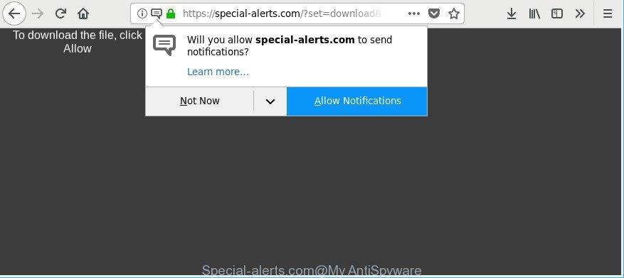 Special-alerts.com