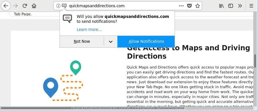 quickmapsanddirections.com