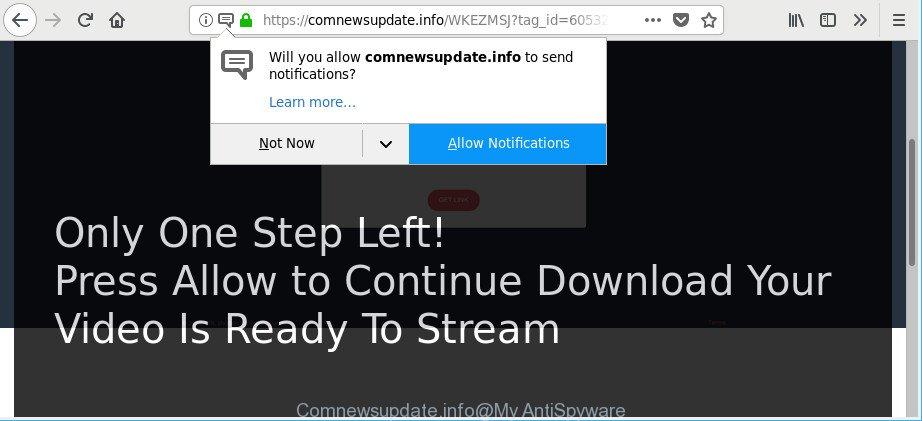 Comnewsupdate.info