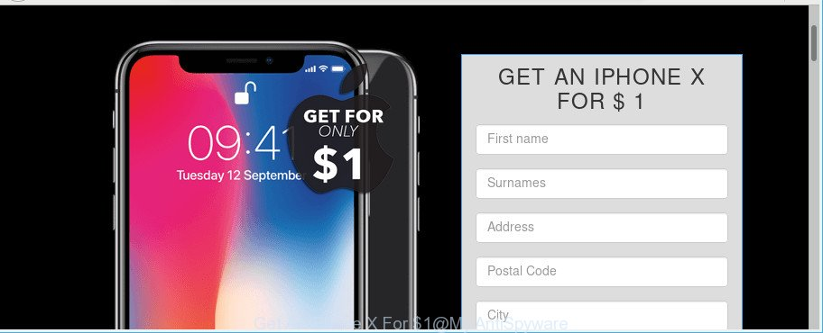 Get An iPhone X For $1